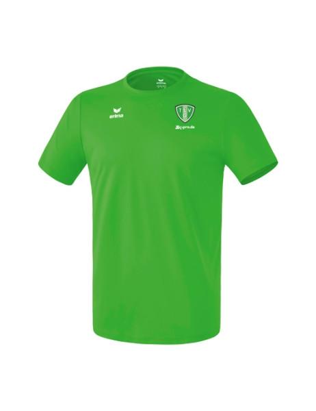 erima Funktions Teamsport T-Shirt inkl. Wappen u. Vereinsname (Initialen optional)