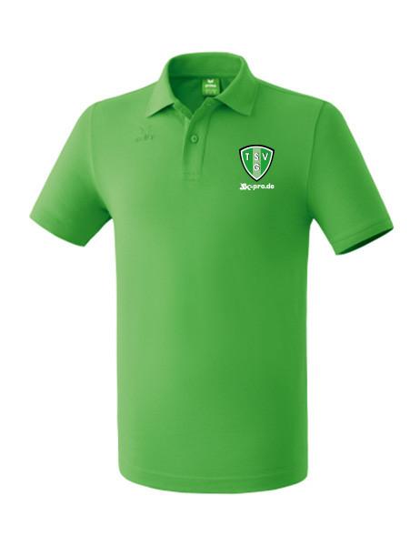 erima Teamsport Poloshirt inkl. Wappen u. Vereinsname (Initialen optional)