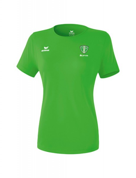 erima Damen Funktions Teamsport T-Shirt inkl. Wappen u. Vereinsname (Initialen optional)