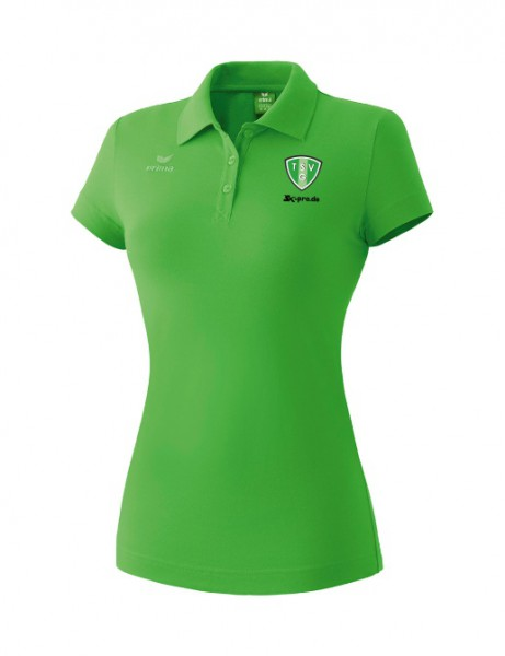 erima Damen Teamsport Poloshirt inkl. Wappen u. Vereinsname (Initialen optional)